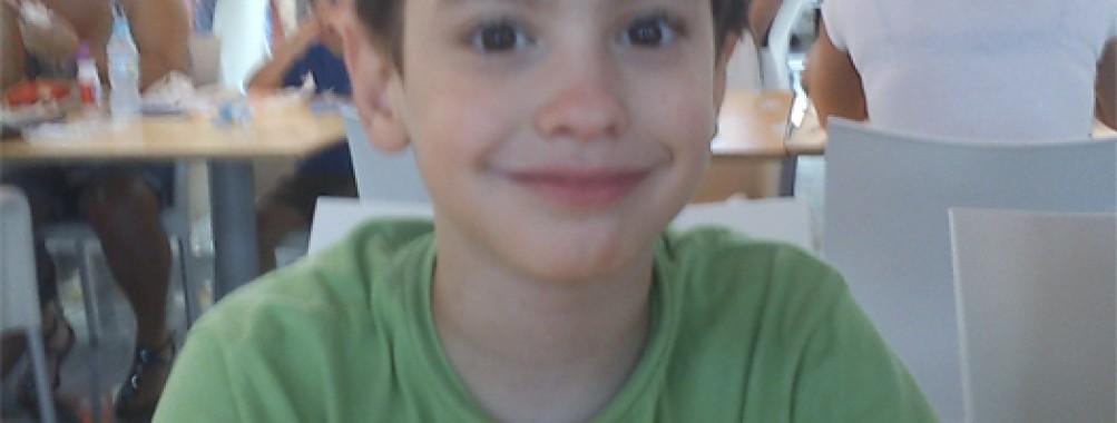 Carta a mi hijo José al cumplir sus 9 años