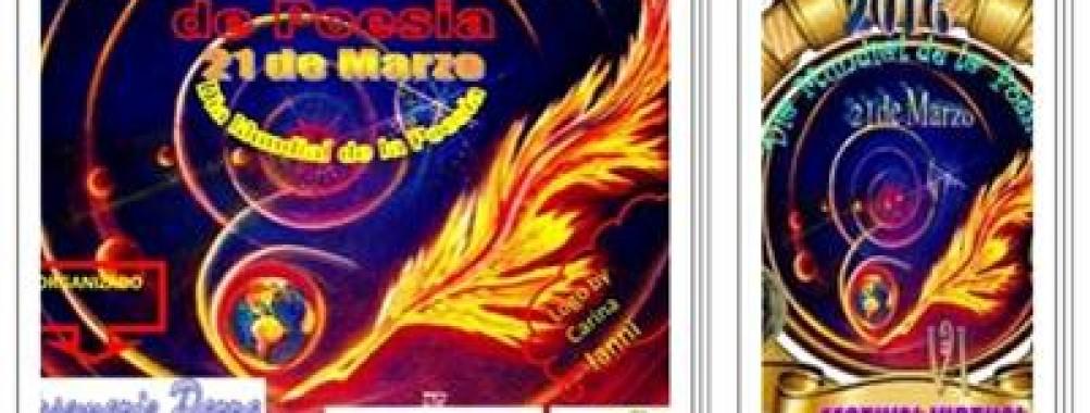 VII FESTIVAL VIRTUAL DE POESIA EN EL DIA MUNDIAL DE LA POESIA 21 DE MARZO
