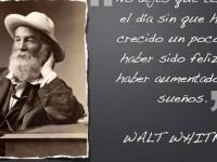 CANTO A WALT WHITMAN