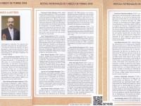 ARTÍCULO DE JUAN VIVANCOS ANTÓN EN EL LIBRO DE FIESTAS PATRONALES 2018 DE CABEZO DE TORRES