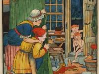 El zapatero y los elfos
