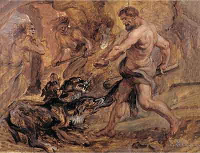 El mito de hercules