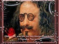 Quevedo, uno de los escritores españoles