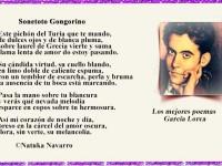 Escuchar a García Lorca es más que un lujo
