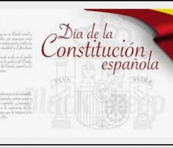 dia de la constitución española