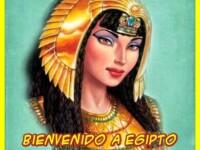 Bienvenido a Egipto